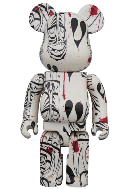 PHIL FROST VERSION 2 1000% BEARBRICK