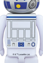 Load image into Gallery viewer, R2-D2 1000% Bearbrick