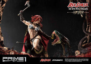 Pre-Order: Red Sonja Deluxe Version