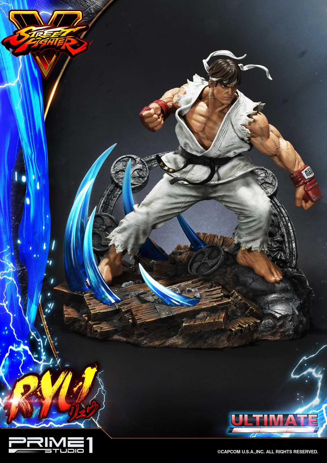 Pre-Order: SFV Ryu Ultimate Version