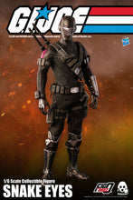Load image into Gallery viewer, PRE-ORDER: SNAKE EYES SIXTH SCALE