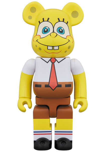 SpongeBob 1000% Bearbrick