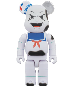 Stay Puft Angry Face ver 400% Bearbrick