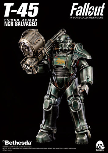 Pre-Order: T-45 NCR Salvaged Power Armor