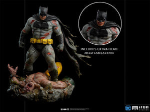 PRE-ORDER: THE DARK KNIGHT RETURNS DIORAMA