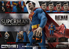Load image into Gallery viewer, Pre-Order: TDKR Superman Deluxe