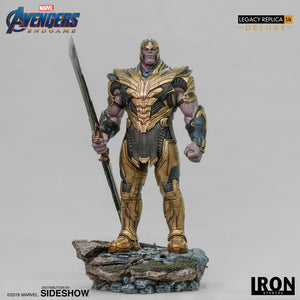 THANOS LEGACY DELUXE STATUE