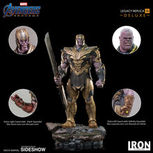 Load image into Gallery viewer, THANOS LEGACY DELUXE STATUE