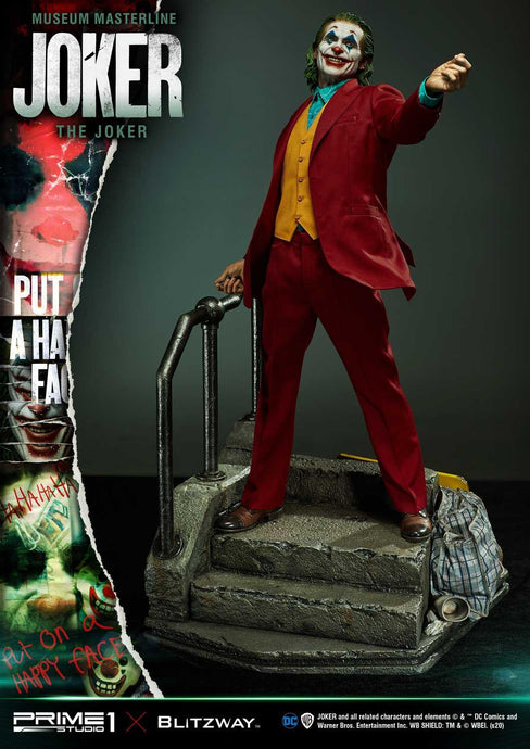 Pre-Order: The Joker Movie Bonus Version