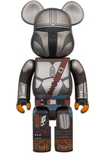 Load image into Gallery viewer, THE MANDALORIAN 1000% BEARBRICK