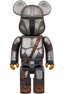 THE MANDALORIAN 1000% BEARBRICK