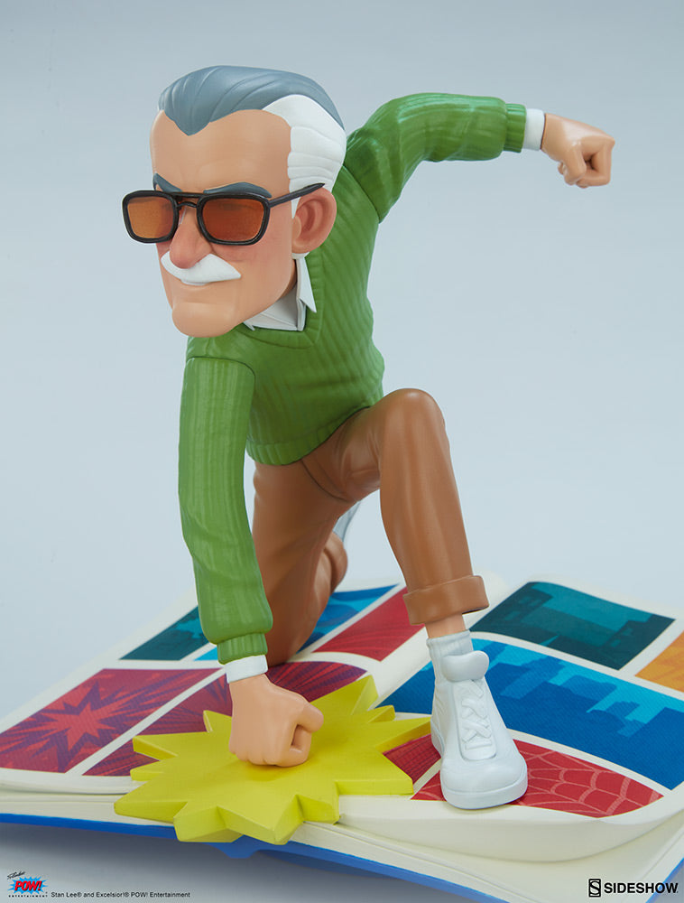 PRE-ORDER: THE MARVELOUS STAN LEE