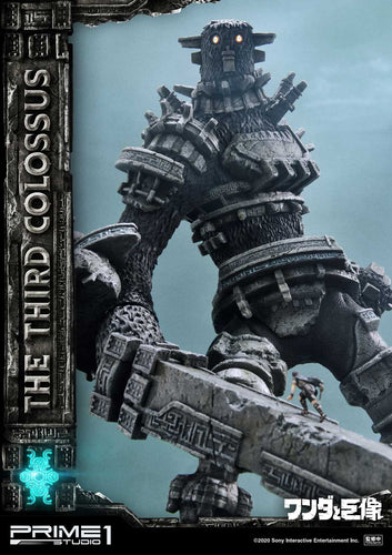 Pre-Order: The Third Colossus EX