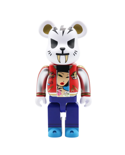 Tokidoki Electric Tiger Bearbrick