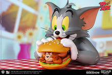 Load image into Gallery viewer, Pre-Order: Tom and Jerry Burger Bust
