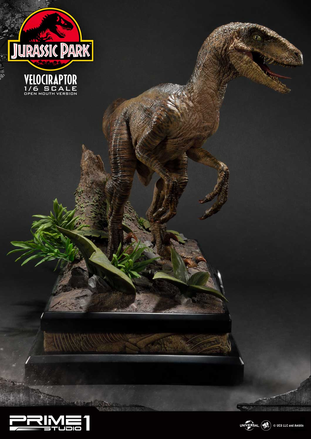 Pre-Order: Velociraptor Open Mouth Version