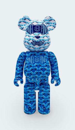Pinel and Pinel 400% Bearbrick