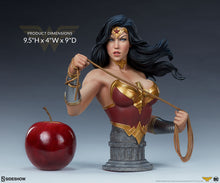 Load image into Gallery viewer, WONDER WOMAN BUST