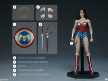 Load image into Gallery viewer, WONDER WOMAN SIXTH SCALE