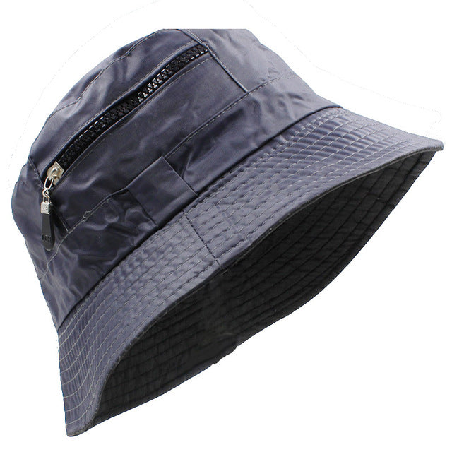 Bucket Hat with Zip Pocket – That Festival Shop a53ce0d6bc5