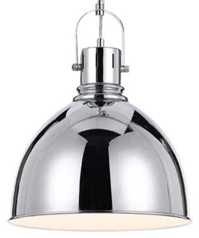 MARKET 31 PENDANT 40wE27 max D310 CHROME