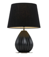 ORSON TABLE LAMP NK BLACK (ES)