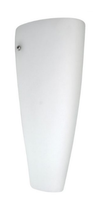 PEG WALL LAMP 42wE27 max OPAL MATT / PBplusCH