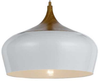 POLK 46 PENDANT OAK / WHITE