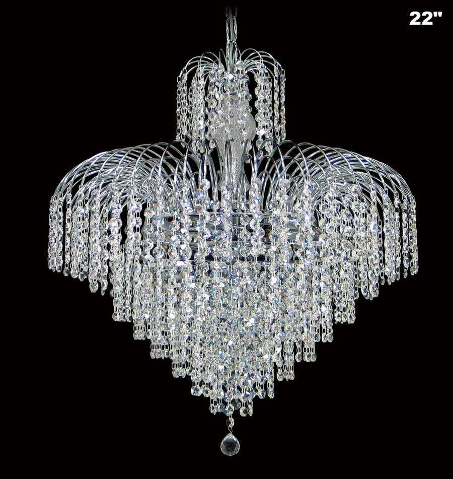 CRYSTAL CHANDELIER 4718-22-14CHN
