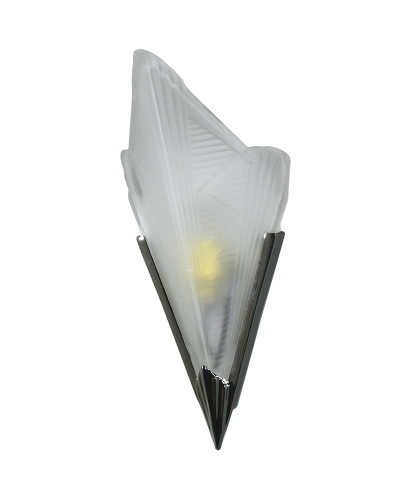 7011 CHROME WALL SCONCE