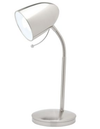 SARA E27 TABLE LAMP- Brushed Chrome