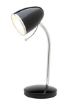 SARA E27 TABLE LAMP BLACK