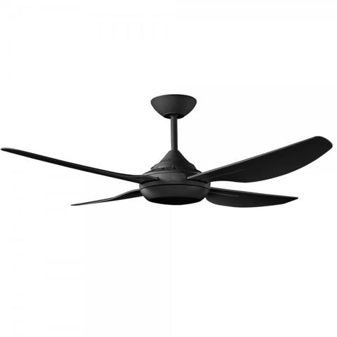 "HARMONY II 48"" BLACK FAN ONLY"
