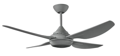 HARMONY II - 48/1220mm ABS 4 Blade Ceiling Fan - Titanium - Indoor/Covered outdoor