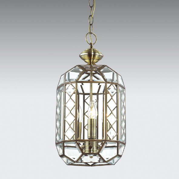 8112-3 Light Pendant