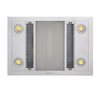 LINEAR WHITE 1000W 3 IN1 BATH/UNIT