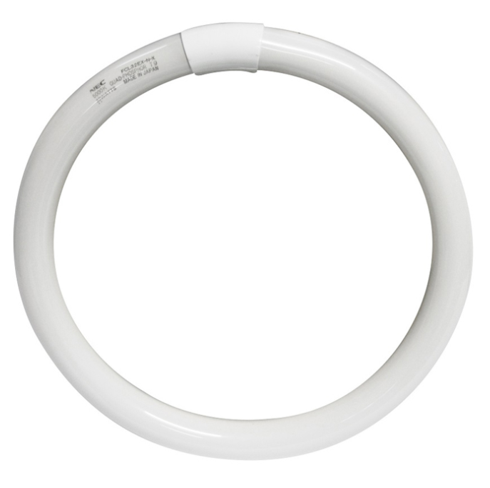 Nelson 40w Natural White Circular Fluorescent Lamp-MR40X
