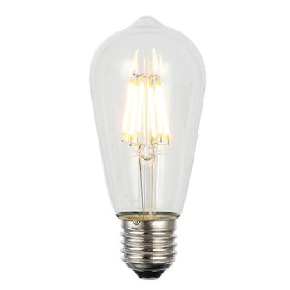 LED PEAR FILAMENT LIGHT GLOBE