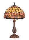 Red Tulip Table Lamp