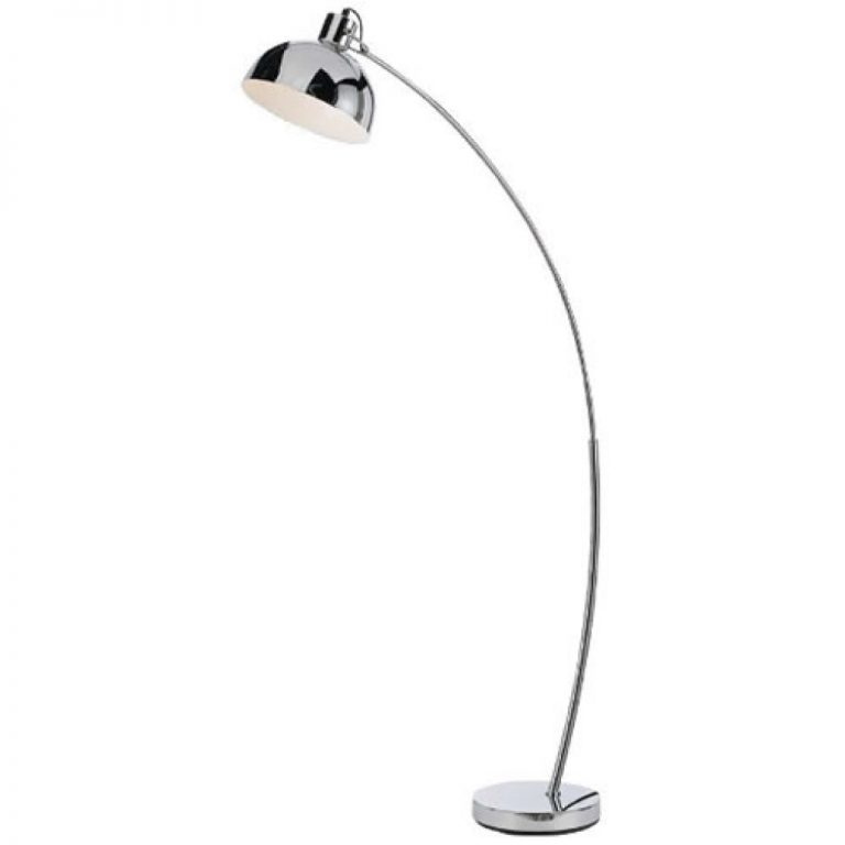 BEAT FLOOR LAMP E27 CHROME