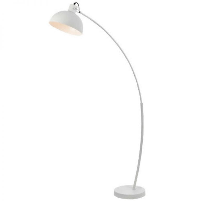 BEAT FLOOR LAMP E27 WHITE