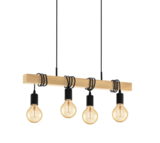 TOWNSHEND BLACK and TIMBER/4 LIGHT
