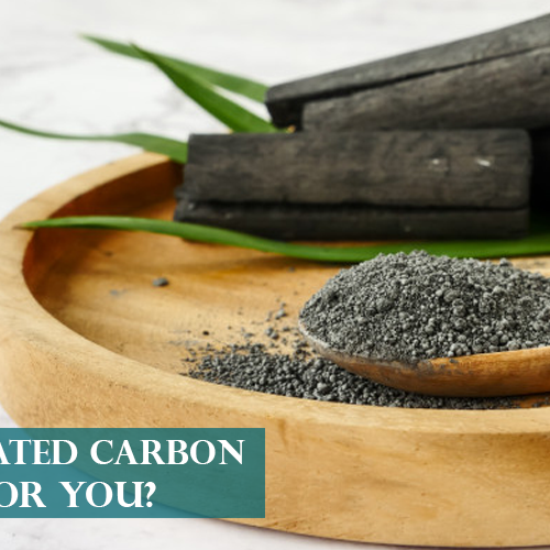 Is Activated Carbon Good For You?