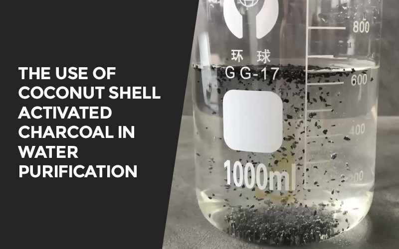 Use of Coconut Shell Activated Charcoal