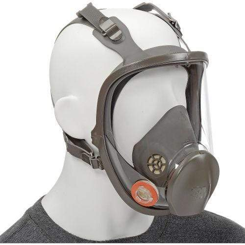 3M Personal Protection 3M 6800 Series Full Facepiece Respirator