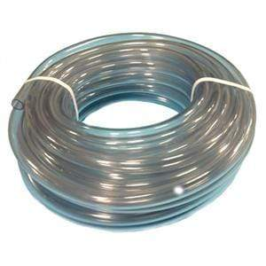 EnviroSupply & Service Accessory Clear PVC Vinyl Tubing - 100 Foot Roll (Various Sizes)