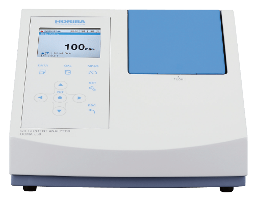 HORIBA OCMA-550 Oil Content Analyzer