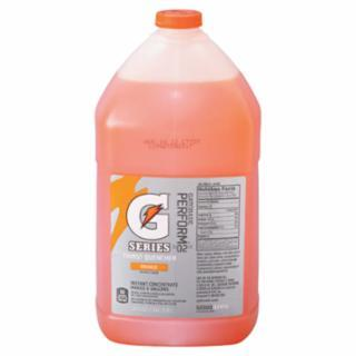 ORS Nasco Sports Drink Orange (4 Gallons Per Case) Gatorade Liquid Concentrates 1 Gal. Jug (4 Per Case)(Different Flavor Options)