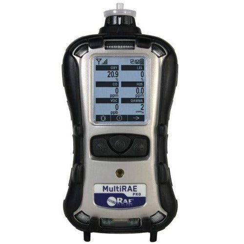 RAE Systems MultiRAE Pro Multi-Gas Detector