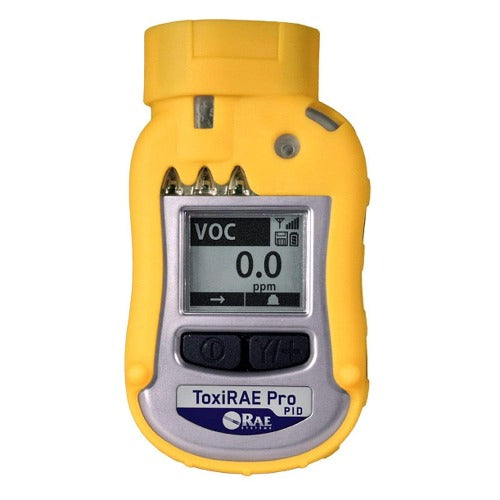 RAE Systems ToxiRAE Pro PID Personal VOC Single Gas Monitor (PGM-1800)